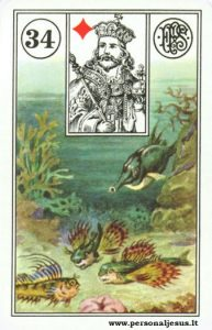 zuvys, le normand, lenormand, le normand kortos, burimas, burimas le normand kortomis, zuvys korta, le normand korta, burimas lenormand, burimas le normand
