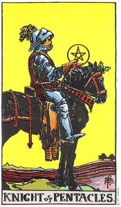 pentakliu riteris, pentakliai, riteris, taro kortos, taro, taro korta, burimai, burimas taro kortomis, burimai taro
