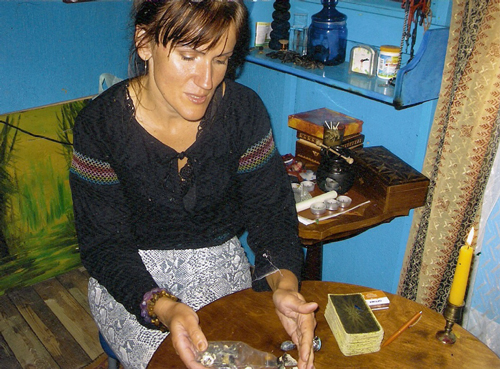 Būrėja Odilė, būrėjos konsultacijos, būrimai