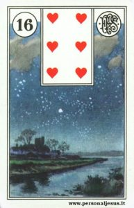 zvaigzdes, le normand, lenormand, le normand kortos, burimas, burimas le normand kortomis, zvaigzdes korta, le normand korta, burimas lenormand, burimas le normand